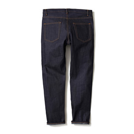 HEAD PORTER PLUS - DENIM PANTS / SLIM INDIGO