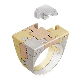 Antonio Bernard - Mix Puzzle Ring