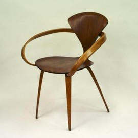 Play craft - Norman Cherner Armchair(1958)