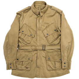 U.S.ARMY issued - M42 paratrooper jacket (unreinforced)