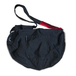 peel&lift - remake shoulder bag (blu/gld)