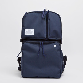 UNDERCOVER - Nylon Backpack Navy
