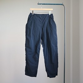 TEATORA - Index Pants [packable] #navy