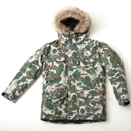 THE NORTH FACE - McMurdo Parka(カモフラージュ)