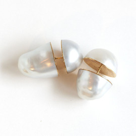 TARO HORIUCH - Baroque Pearl Pierce