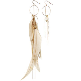 RueBelle designs - Long feather pierce