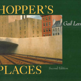 Gail Levin - 『HOPPER'S PLACES』