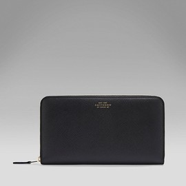 SMYTHSON - LARGE ZIP WALLET