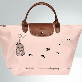 longCHAMP - Be Happy