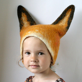 vaivanat  - Fox Hat