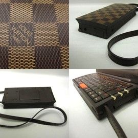 LOUIS VUITTON - clavier by CELUX