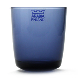 arabia - oma tumbler, blueberry blue/ harri koskinen