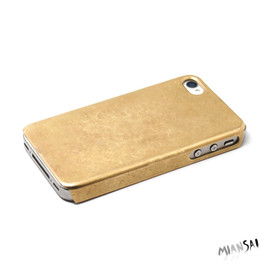 MIANSAI - Solid Gold iPhone Case