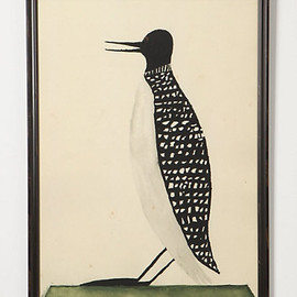 Paule Marrot - Stewart Penguin Framed Art