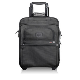 TUMI - ALPHA Tall Wheeled International Brief with Laptop Cover