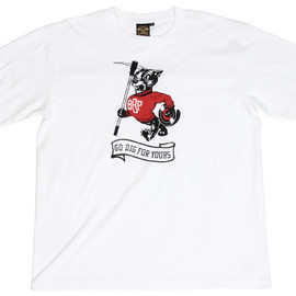 BBP - GO DIG FOR YOURS MASCOT TEE