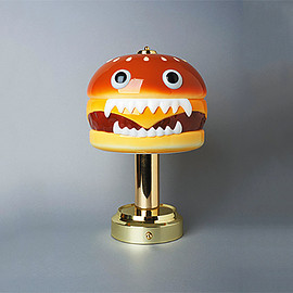 UNDERCOVER - Hamburger Lamp