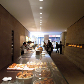 Princi Bakery - by Claudio Silvestrin Architects