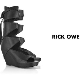 Rick Owens - shoes
