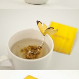 packaging / tea bag