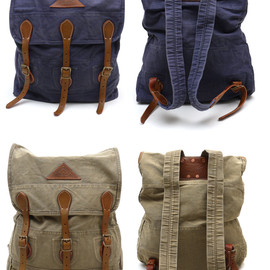 NEIGHBORHOOD - NEIGHBORHOODBUCKET/C-BACKPACK[バックパック]276-000163-015-【新品】【smtb-TD】【yokohama】