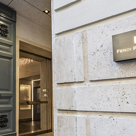 Roma, Italy - FENDI PRIVATE SUITES