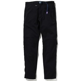 THE NORTH FACE PURPLE LABEL - THE NORTH FACE PURPLE LABEL / Polyester Serge Field Pants