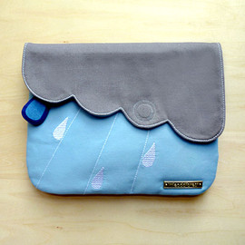 littleoddforest - Cloudy Days Clutch