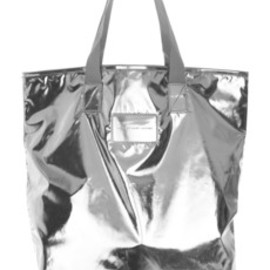 MARC BY MARC JACOBS - metallic shopper