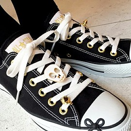 LOVE BY e.m. / CONVERSE ALLSTAR LOW