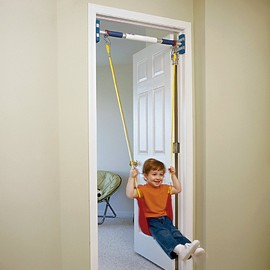 Playaway Toy Co - Rainy Day Playground Indoor strap swing