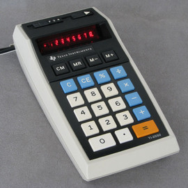 Texas Instruments - 2550 Calculator