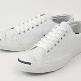 CONVERSE - JACK PURCELL レザー