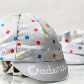 Cadence - Mountains Cycling Cap Grey