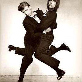 David Bowie & Iggy Pop - .