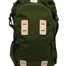 ficouture - BIG TRAVEL BACKPACK