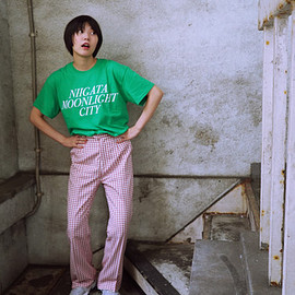 Life to meet you!, Anoraks - NIIGATA MOONLIGHT CITY T-SHIRTS