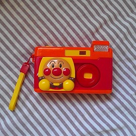 Anpanman - Toy Camera