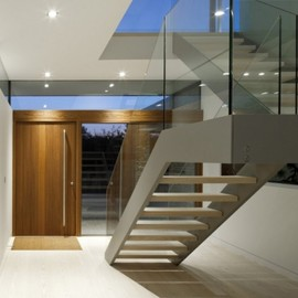 John Pardey Architects and Strom Architects - Hurst House