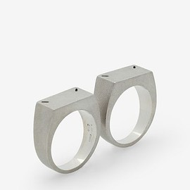 Maison Martin Margiela - Two Stackable Ring