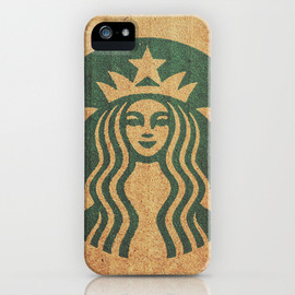 shaun lowe - Starbucks Addict iPhone Case