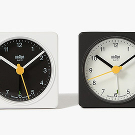 BEAMS x Braun - BNC002 Clock