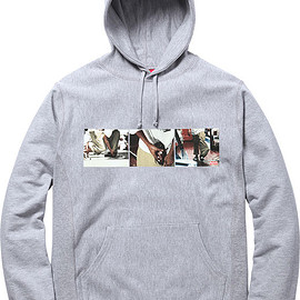 Supreme - KIDS 20th Anniversary: 40 oz. Hooded Sweatshirt