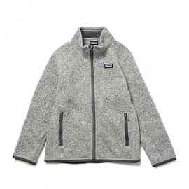 Patagonia - Patagonia / 16 Boys' Better Sweater Jacket (5~12y)