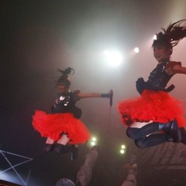 BABYMETAL - @July 2014 The FONDA Theater LosAngeles USA 27 July 2014