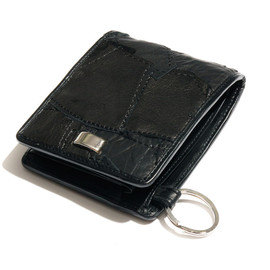 NADA. - Leather Patchwork Wallet