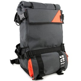 ILE - ultimate photographers bag prime BL special (charcoal/neon orange)