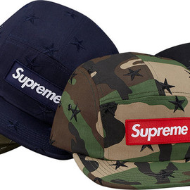 Supreme - stars camp cap