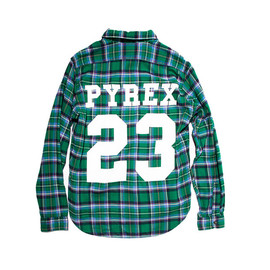 Pyrex vision - Pyrex check shirts rugby