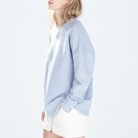 ZARA - LONG SLEEVE SWEATSHIRT